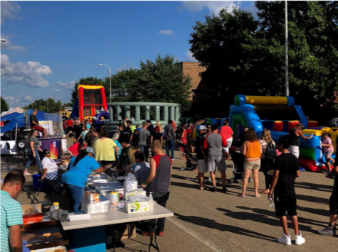 SSU and Local Law Enforcement Host Community Block Party