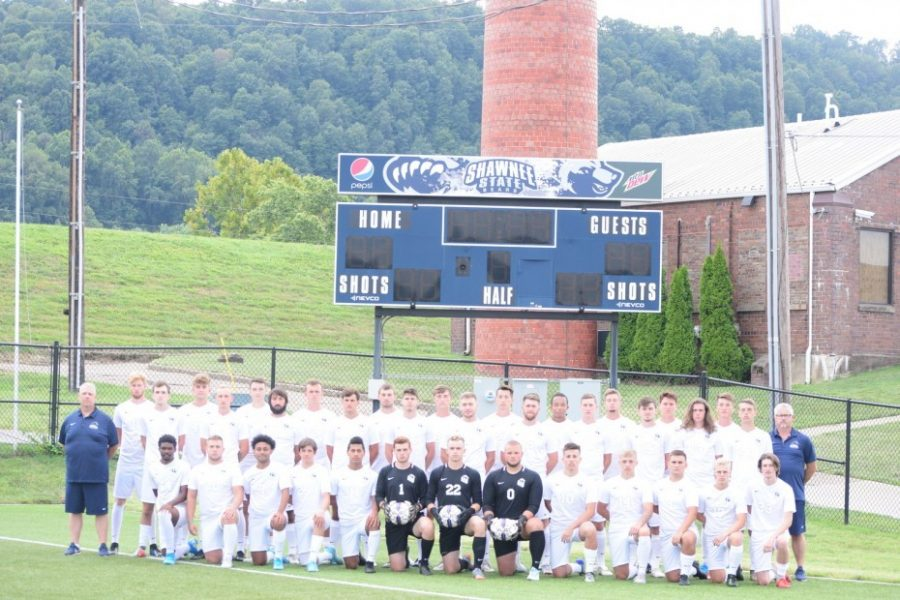 2019-2020+Men%27s+Soccer+Team.+Photo+pulled+from+SSUbears.com