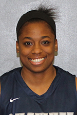 Shavon Robinson 2014-2015 Season  From SSUBEARS.com Athletic page