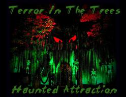 Terror in the Trees Haunted Attraction. Photo from www.terrorinthetrees.com/
