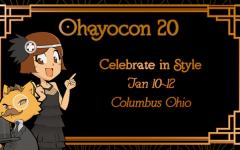 Ohayocon: The Roaring '20s