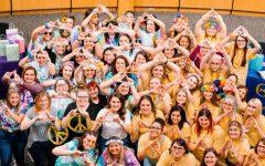 Campus Sororities Recruit New Members