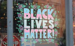 Navigation to Story: BLM Street Art and Signage in Columbus, OH
