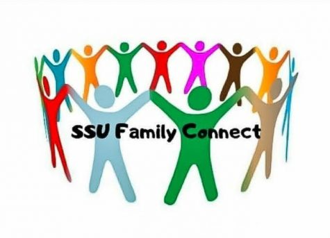 Photo from the Shawnee State University App, showing one of the many symbols representing Family Connect.