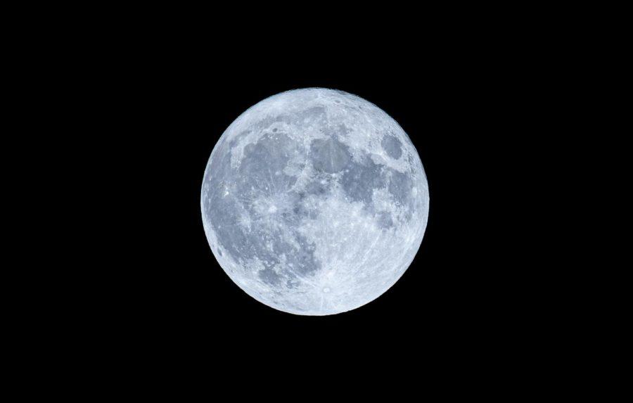 The Harvest Moon on Oct.1